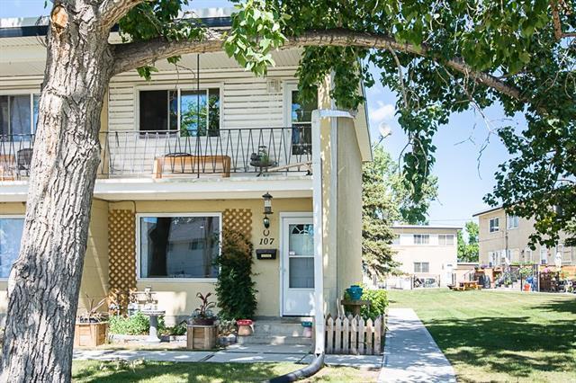 2211 19 Street NE #107, Calgary, AB  (#C4195542) :: Calgary Homefinders