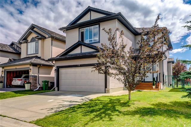 12 Glensummit Close, Cochrane, AB T4C 2J9 (#C4195562) :: Tonkinson Real Estate Team