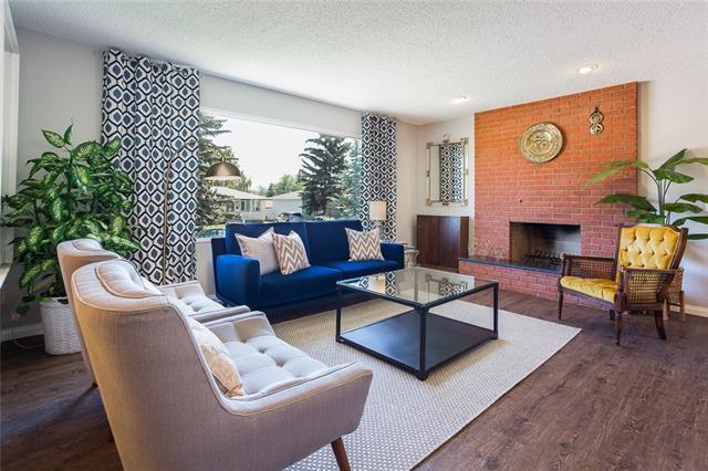 4307 45 Street SW, Calgary, AB T3E 3W2 (#C4195563) :: Calgary Homefinders
