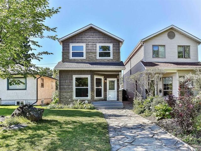 229 31 Avenue NW, Calgary, AB T2M 2P3 (#C4195567) :: Tonkinson Real Estate Team