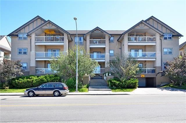 15212 Bannister Road SE #101, Calgary, AB T2X 3R6 (#C4195568) :: Tonkinson Real Estate Team