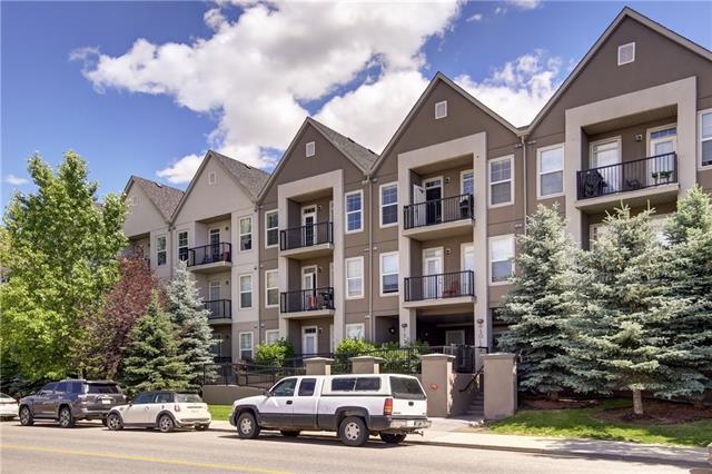15304 Bannister Road SE #119, Calgary, AB T2X 0M8 (#C4195584) :: Calgary Homefinders