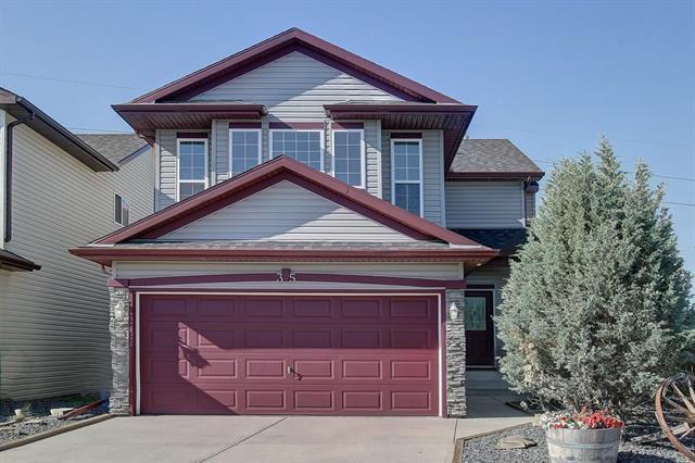 35 Everstone Rise SW, Calgary, AB T2Y 4J8 (#C4195603) :: Carolina Paredes - RealHomesCalgary.com