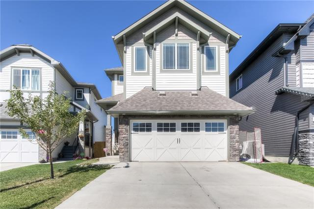 1116 Hillcrest Lane SW, Airdrie, AB T4B 3W2 (#C4195604) :: The Cliff Stevenson Group