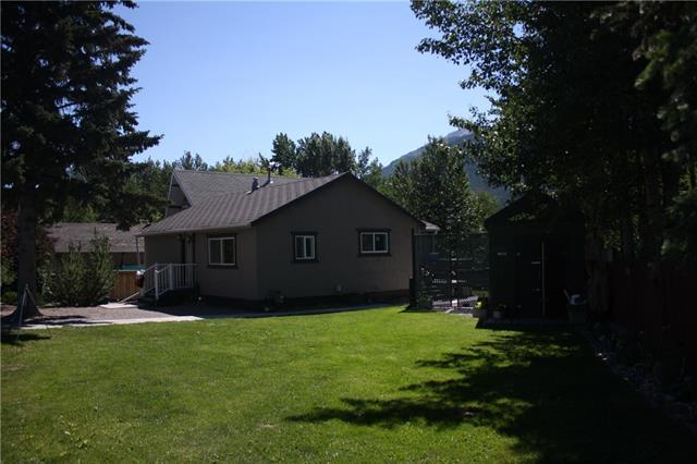 8 Mt. Laurie Road, Exshaw, AB T0L 2C0 (#C4195637) :: Canmore & Banff