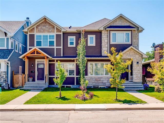 421 29 Avenue NW, Calgary, AB T2M 2M4 (#C4195651) :: Calgary Homefinders