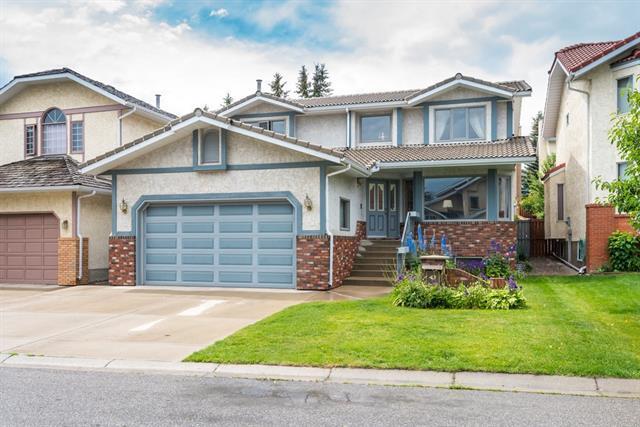 43 Signal Hill Mews SW, Calgary, AB T3H 2V1 (#C4195658) :: Tonkinson Real Estate Team