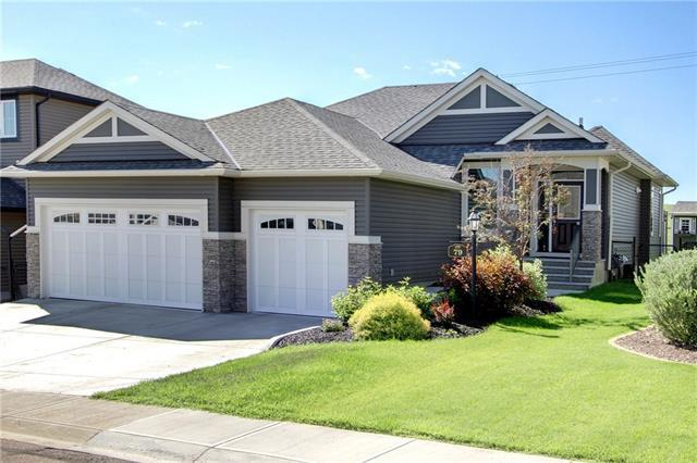 79 Sheep River Heights, Okotoks, AB T1S 2B6 (#C4195691) :: Tonkinson Real Estate Team