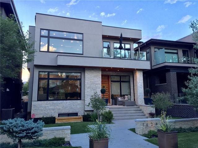 1624 Broadview Road NW, Calgary, AB T2N 3H1 (#C4195710) :: Tonkinson Real Estate Team