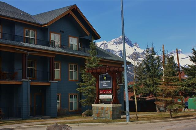 1818 Mountain Avenue 220A, Canmore, AB T1W 3M3 (#C4195714) :: Tonkinson Real Estate Team