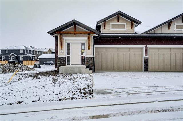 55 Fireside Circle #122, Cochrane, AB T4C 2P5 (#C4195742) :: Tonkinson Real Estate Team