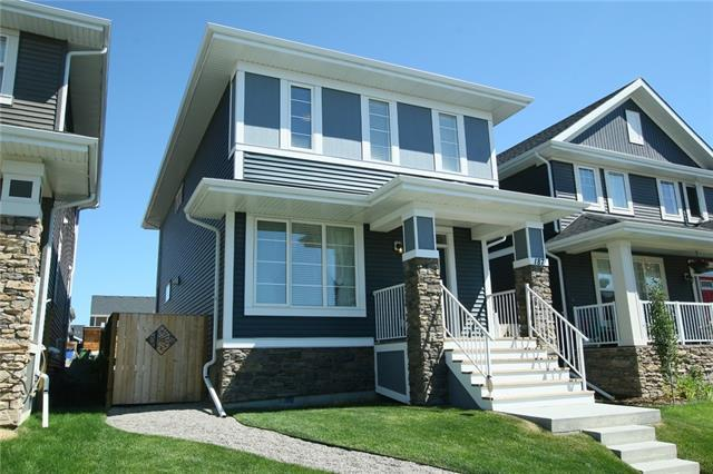187 River Heights Green, Cochrane, AB T4C 0S3 (#C4195755) :: Tonkinson Real Estate Team
