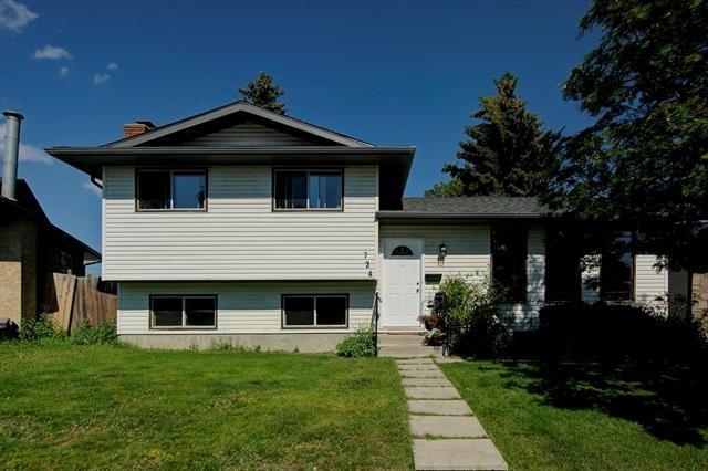 724 Rundleridge Drive NE, Calgary, AB T1Y 2N2 (#C4195759) :: Calgary Homefinders