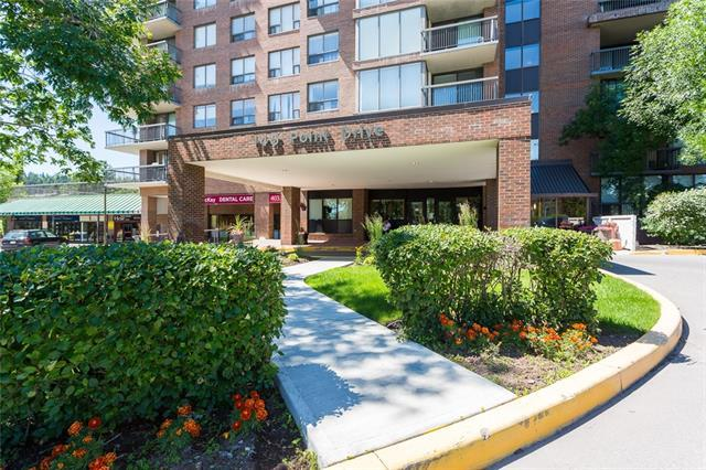 145 Point Drive NW #1204, Calgary, AB T3B 4W1 (#C4195764) :: Tonkinson Real Estate Team