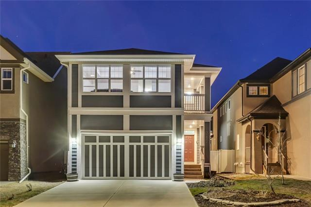 362 Mahogany Terrace SE, Calgary, AB T3M 0X5 (#C4195774) :: Tonkinson Real Estate Team