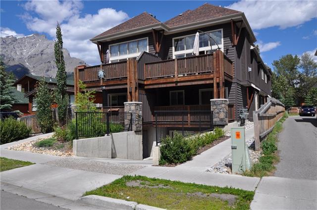 5 Rabbit Street #2, Banff, AB T1L 1E3 (#C4195792) :: Canmore & Banff