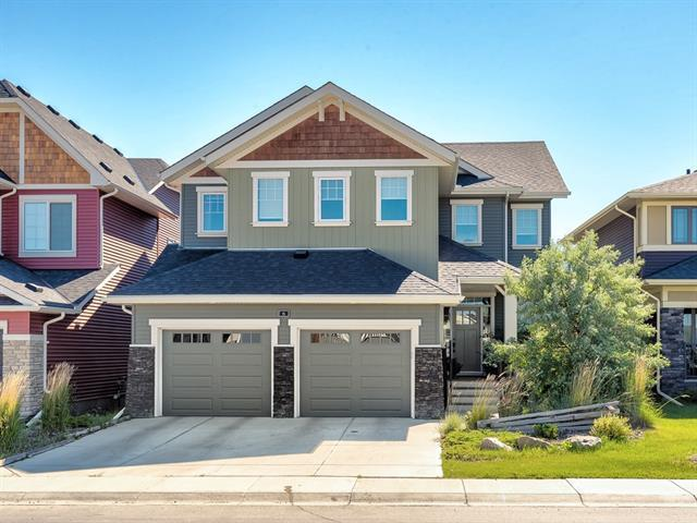 6 Canals Close SW, Airdrie, AB T4B 0S4 (#C4195795) :: Tonkinson Real Estate Team