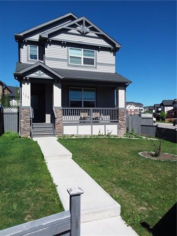108 Skyview Springs Manor NE, Calgary, AB T3N 0A8 (#C4195800) :: Carolina Paredes - RealHomesCalgary.com