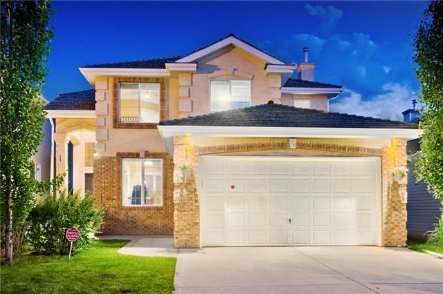 7803 Springbank Way SW, Calgary, AB T3H 4J7 (#C4195817) :: Tonkinson Real Estate Team