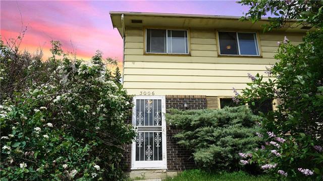 3006 Dover Crescent SE, Calgary, AB T2B 1V2 (#C4195822) :: Tonkinson Real Estate Team