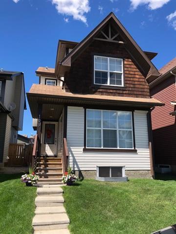 109 Auburn Bay View SE, Calgary, AB T3M 0C7 (#C4195853) :: Tonkinson Real Estate Team
