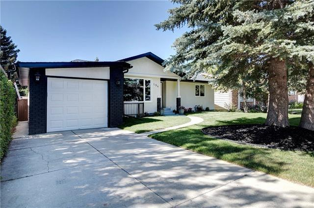 194 Dalcastle Close NW, Calgary, AB T3A 1Z5 (#C4195855) :: The Cliff Stevenson Group