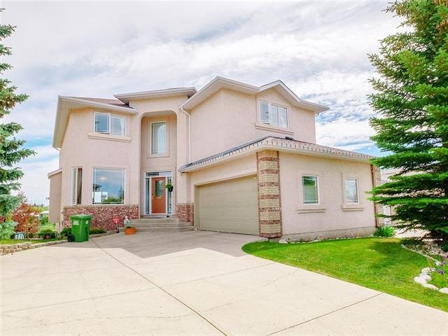 72 Gleneagles Close, Cochrane, AB T4C 1N8 (#C4195866) :: Tonkinson Real Estate Team