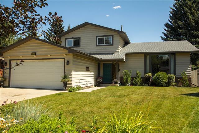 336 Parkland Way SE, Calgary, AB T2J 4L2 (#C4195876) :: Tonkinson Real Estate Team