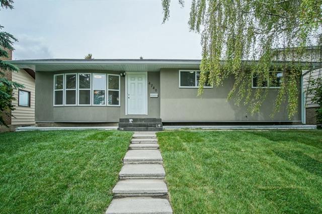 4740 Rundlehorn Drive NE, Calgary, AB T1Y 2N4 (#C4195886) :: Calgary Homefinders