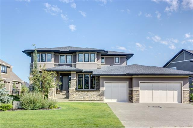 304 Spyglass Way NW, Rural Rocky View County, AB T3L 0C9 (#C4195890) :: Redline Real Estate Group Inc