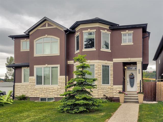 4503 19 Avenue NW, Calgary, AB T3B 0S1 (#C4195894) :: Carolina Paredes - RealHomesCalgary.com