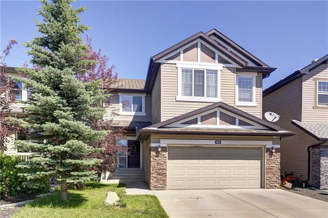 382 Chapalina Gardens SE, Calgary, AB T2X 0A9 (#C4195895) :: Your Calgary Real Estate