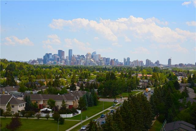 145 Point Drive NW #1203, Calgary, AB T3B 4W1 (#C4195908) :: Tonkinson Real Estate Team