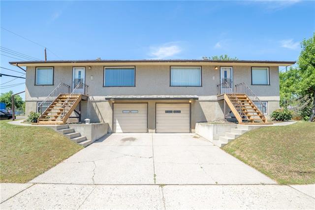 587 Northmount Drive NW, Calgary, AB T2K 3J6 (#C4195916) :: Canmore & Banff