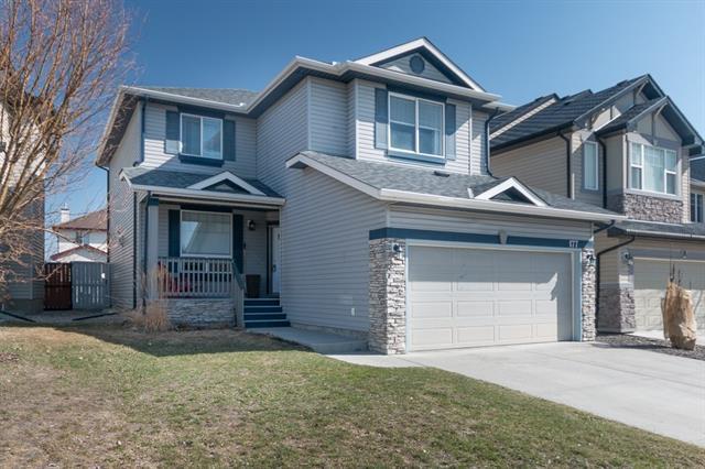 177 Chaparral Grove SE, Calgary, AB T2X 3V9 (#C4195920) :: Your Calgary Real Estate