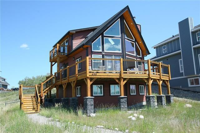 456 Cottageclub Cove, Rural Rocky View County, AB T4C 1B1 (#C4195924) :: Your Calgary Real Estate