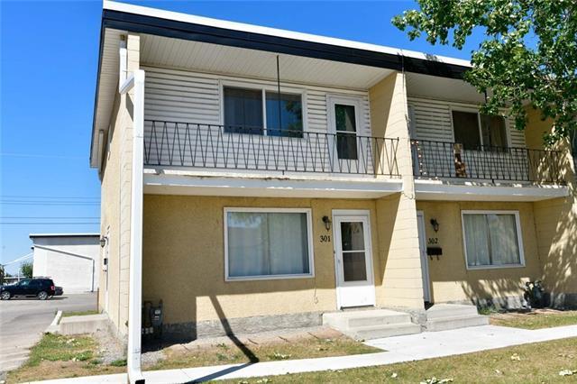 2211 19 Street NE #301, Calgary, AB T2E 4Y5 (#C4195933) :: Your Calgary Real Estate