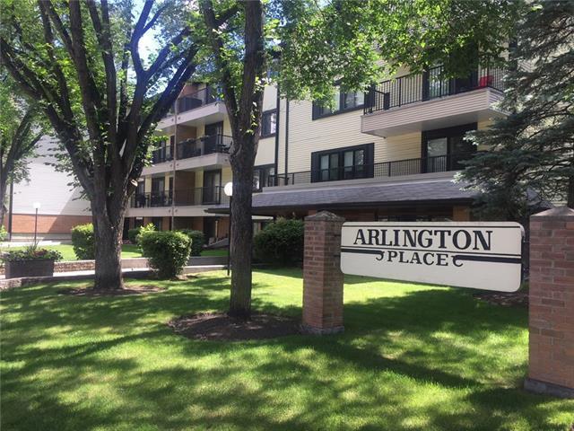 727 56 Avenue SW #113, Calgary, AB T2V 4Z8 (#C4195935) :: Tonkinson Real Estate Team
