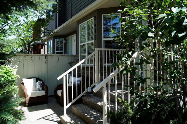 2416 29 Street SW #1, Calgary, AB T3E 2K4 (#C4195942) :: Tonkinson Real Estate Team