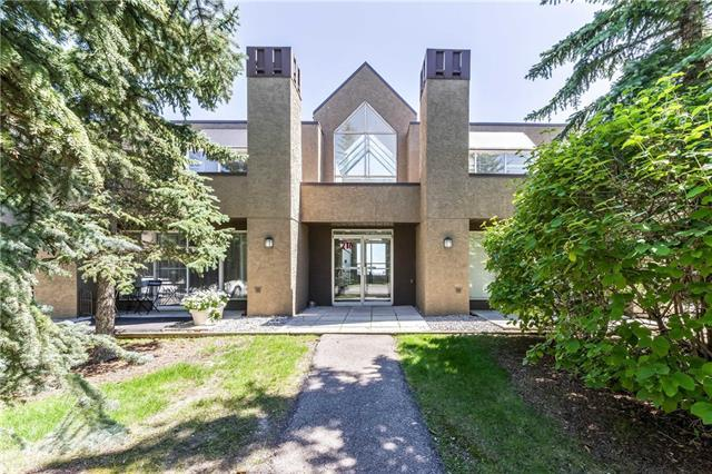 216 Village Terrace SW #3, Calgary, AB  (#C4195945) :: Calgary Homefinders