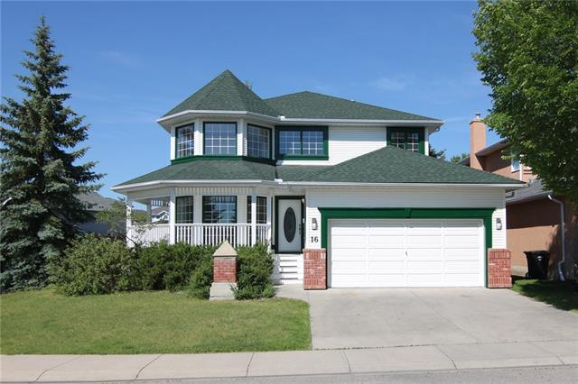16 Arbour Glen Close NW, Calgary, AB T3G 3Y6 (#C4195950) :: Tonkinson Real Estate Team