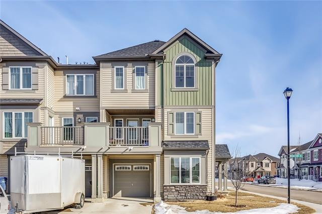 1202 Windstone Road SW, Airdrie, AB T4B 0N5 (#C4195960) :: Tonkinson Real Estate Team