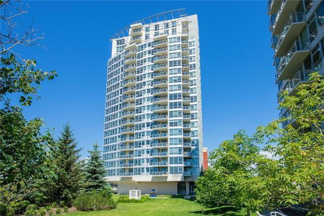 55 Spruce Place SW #2103, Calgary, AB T3C 3X7 (#C4195971) :: Redline Real Estate Group Inc