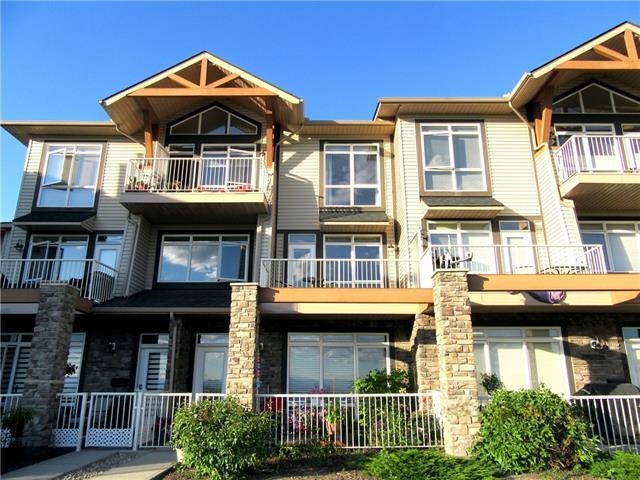 181 Rockyledge View NW #18, Calgary, AB T3G 6B1 (#C4195982) :: Tonkinson Real Estate Team