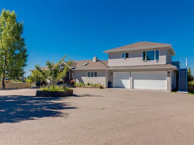 244104 Horizon View Road, Rural Rocky View County, AB T3Z 3M6 (#C4195983) :: The Cliff Stevenson Group