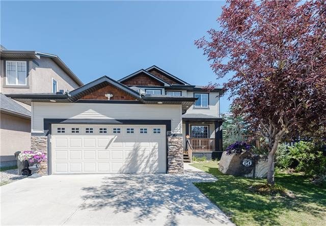 60 Cougarstone Manor SW, Calgary, AB T3H 5N5 (#C4195992) :: Tonkinson Real Estate Team