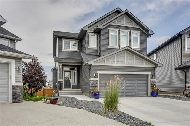 27 Cimarron Springs Court, Okotoks, AB T1S 0M1 (#C4196034) :: Redline Real Estate Group Inc