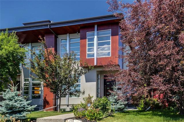 2410 31 Avenue SW, Calgary, AB T2T 1T8 (#C4196053) :: Calgary Homefinders