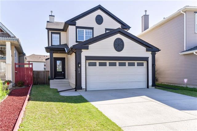 83 Copperfield Point(E) SE, Calgary, AB T2Z 4V4 (#C4196055) :: Tonkinson Real Estate Team