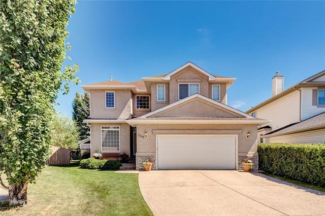 169 Wentworth Place SW, Calgary, AB T3H 4L5 (#C4196060) :: Redline Real Estate Group Inc